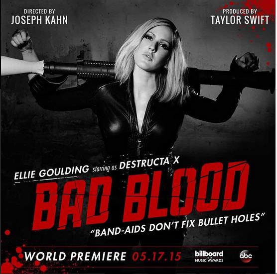 Ellie Goulding as 'Destructa X'