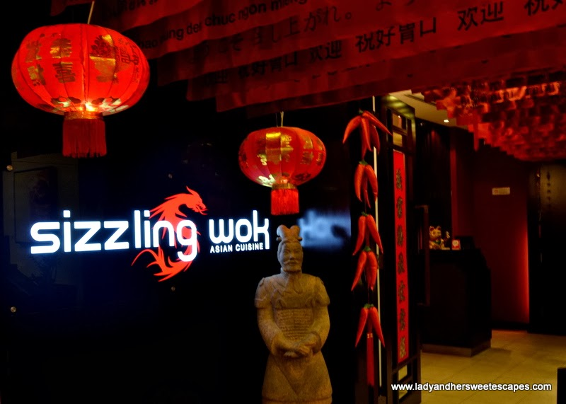Sizzling Wok at Citymax Hotel Bur Dubai