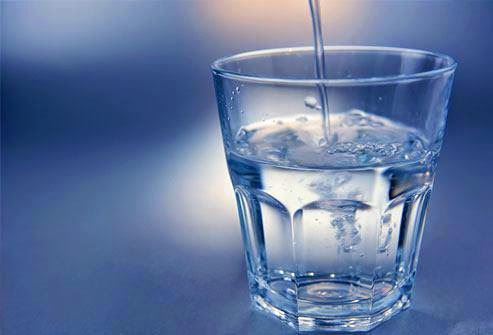 Penting Kanak-kanak Minum Air Masak
