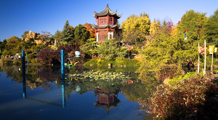 Best botanical garden in the world as tourist attractions for Jardin botanique montreal