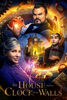 Watch The House with a Clock in Its Walls Online Free in HD