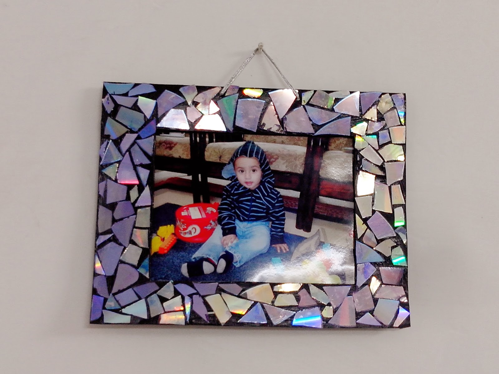 Homemade Picture Frames | Crafty Idyas