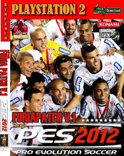 download PES 2012 FURIA PATCH V.1 PS2