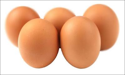 Jumlah produksti telur ayam ras cenderung mengalami peningkatan