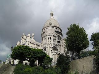 Sacre-Coeur Basilica-Montmartre