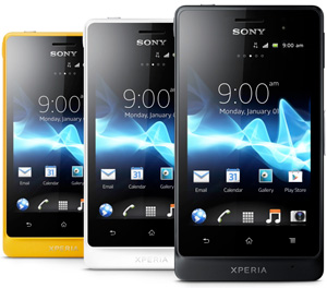 Sony Xperia Advance Now Available In The US