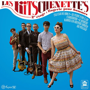 Les Kitschenette's new E.P. out now!