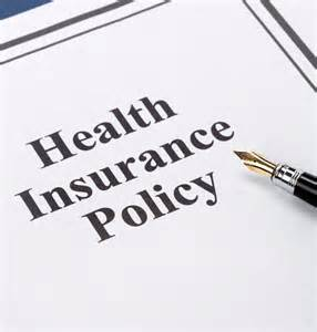 Health insurance policies