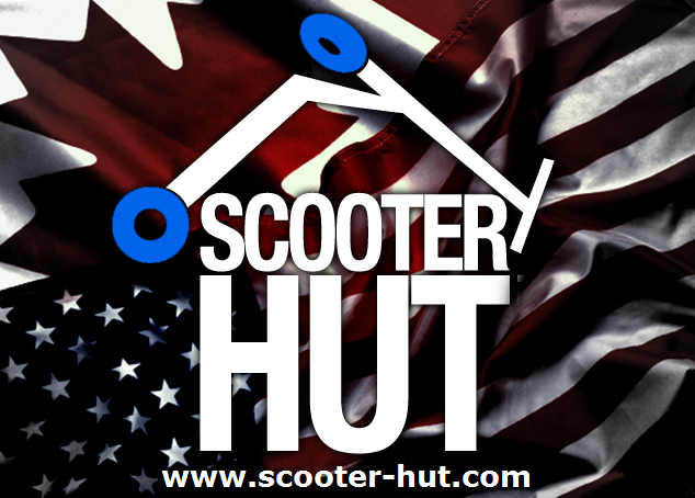Inside Scooters: Scooter Hut....USA?