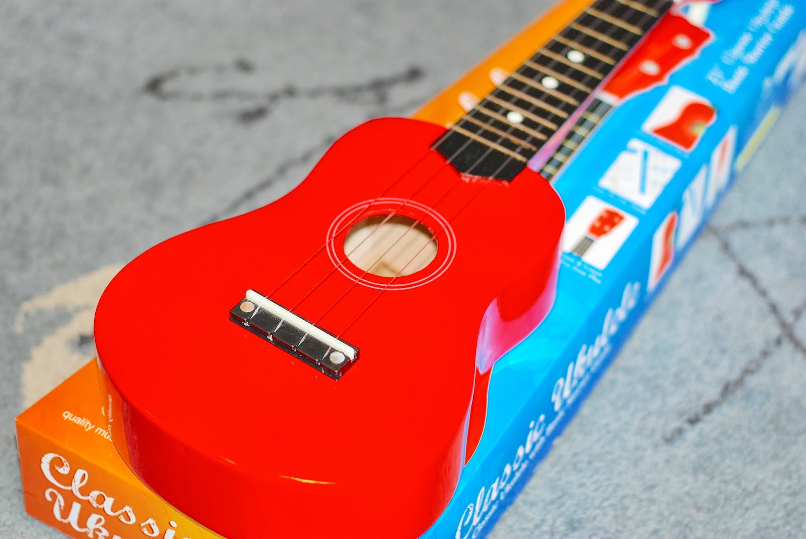 Ready Ace Ukulele
