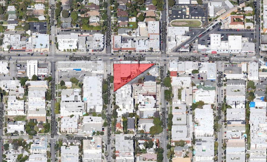 LOS ANGELES METRO Project Rundown 2 0 Non Downtown Page 224 Skyscrape