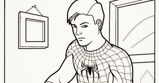 Coloriage spiderman en ligne a imprimer coloriage en ligne - Coloriage en ligne spiderman ...