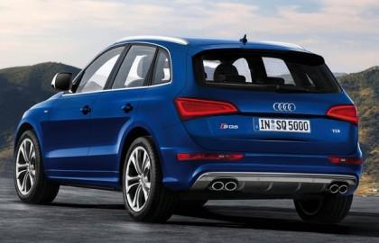 novo Audi SQ5 2014 traseira