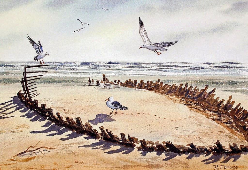 cuadros-con-aves-pintados-en-acuarela