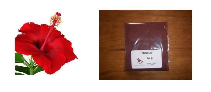 naturellement belles les poudres colorantes rouges. Black Bedroom Furniture Sets. Home Design Ideas