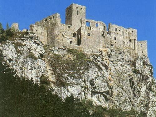 Strecno Slot, Slovakiet