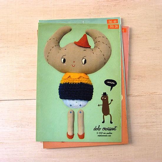 Muñeca de papel de Misako Mimoko