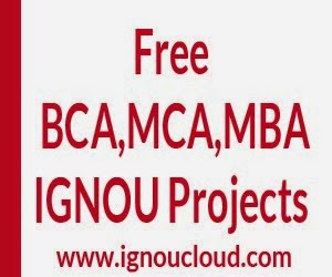 Free IGNOU Projects
