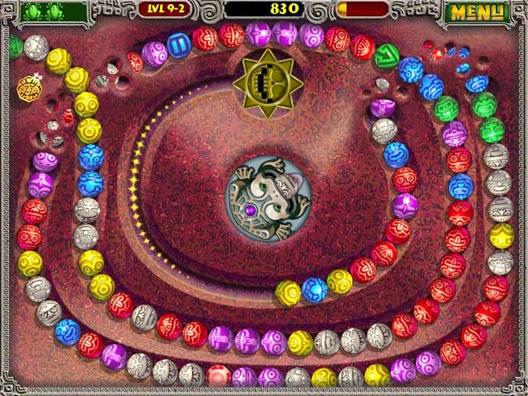 صور لعبة زوما الضفدعة الجديدة للكمبيوتر