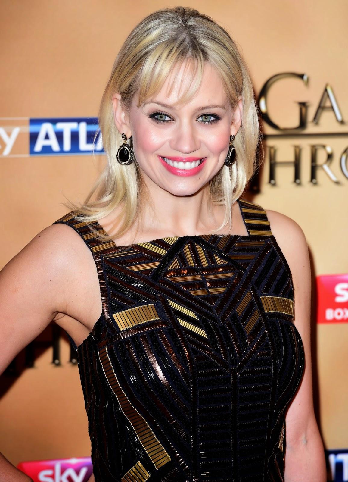 Kimberly Wyatt – Game of Thrones Season 5 Premiere in London