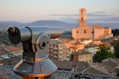 Perugia discovering
