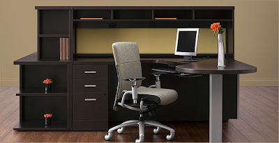 High End Executive Desk