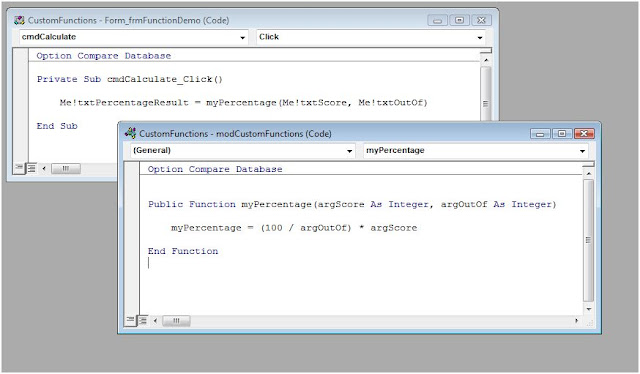 VBA Programming Examples