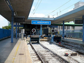 Pisa Airport railway station