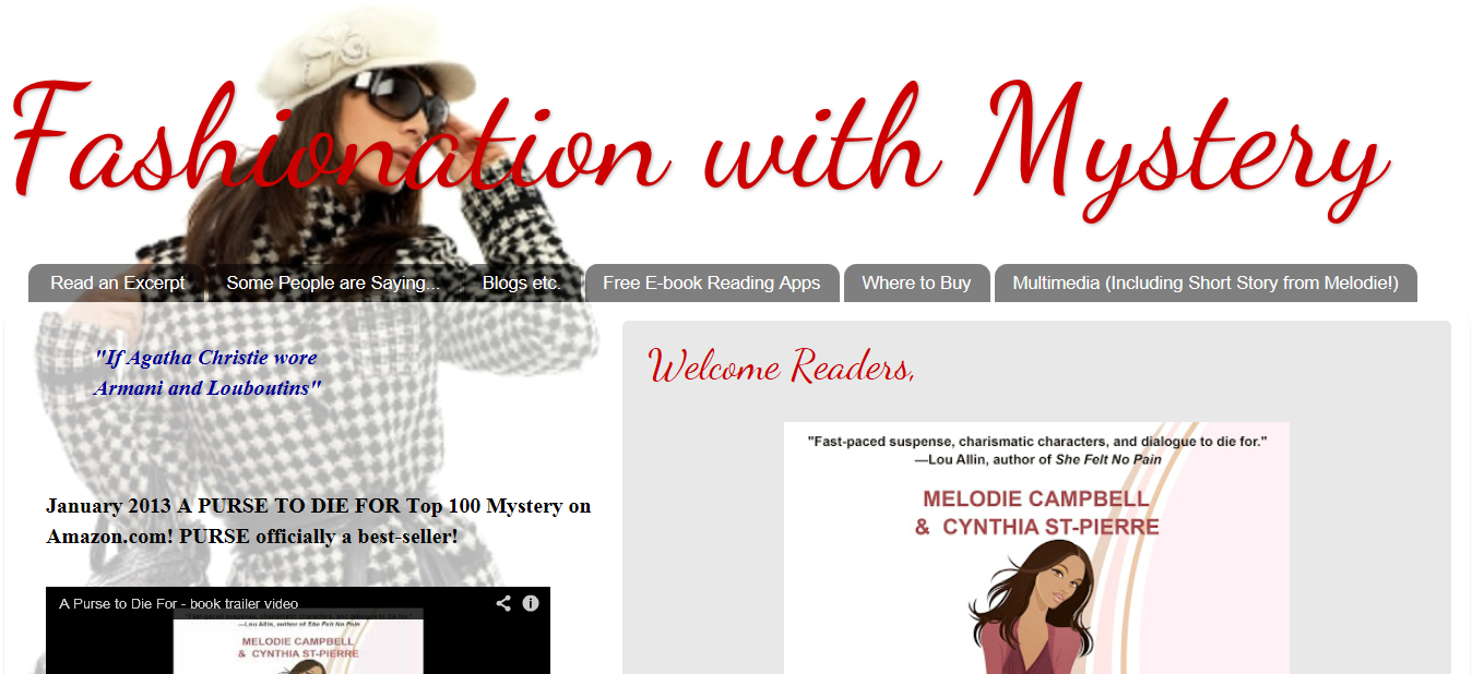Sister Site Where You Can Read Another Free Short Story by Cynthia's Co-author, Melodie Campbell