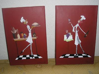 Cuadros para la cocina en el 2012 decoracion de salones - Fotos modernas para cuadros ...