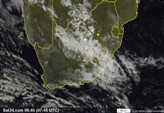 Realtime Cloud Cover