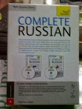 Buku Complete Russian Teach Yourself