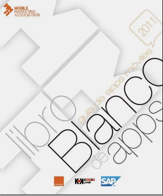 Libro Blanco de Apps editado por MMA Spain