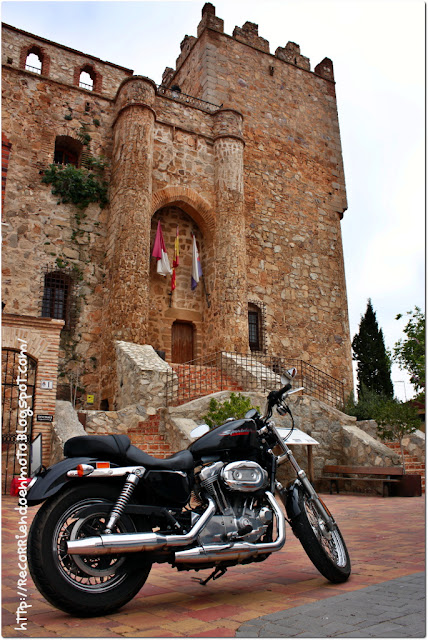 Castillo de Manzaneque, HD Sportster 800