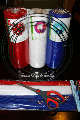wreath making supplies