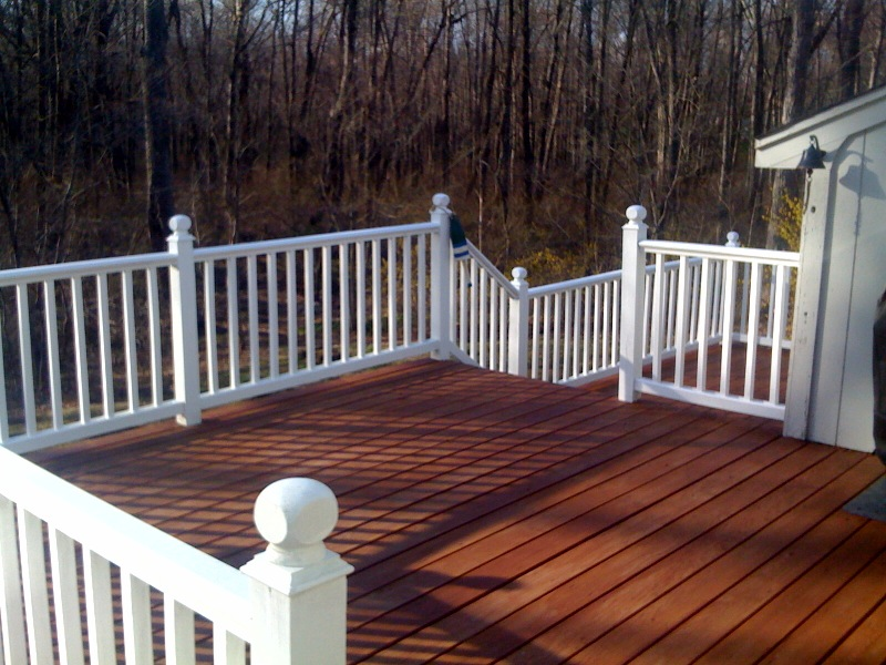 simple.beautiful.home: To Stain or Not To Stain....