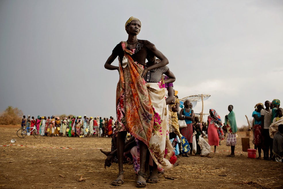 Mingkaman, South Sudan.