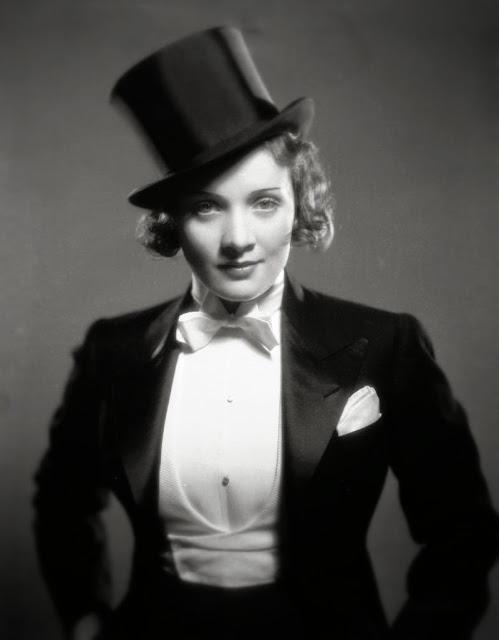 Marlene+Dietrich's+Top+Hat