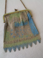 Antique Mesh Bag