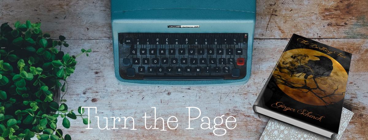 My author's blog....