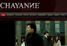Sitio Oficial de Chayanne