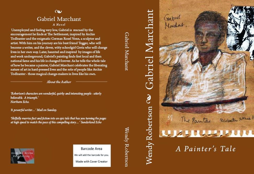 GABRIEL MARCHANT; A PAINTER'S TALE