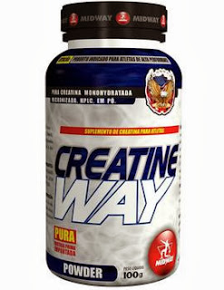 Creatine Way (Midway)
