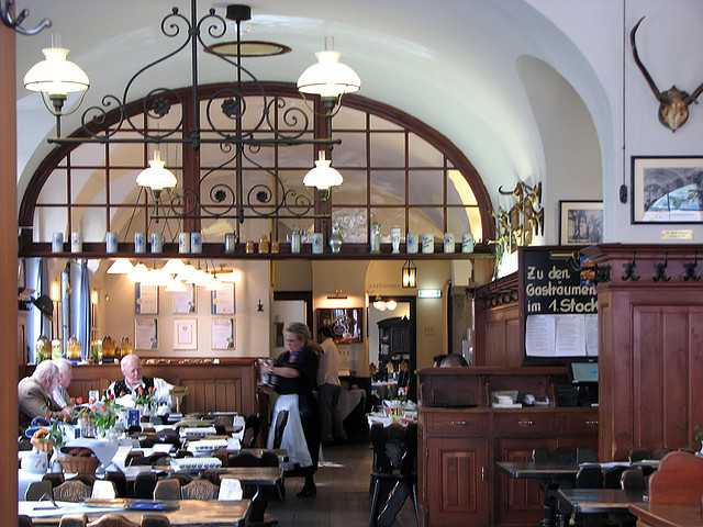 nhà hàng Brauhaus – Mitte