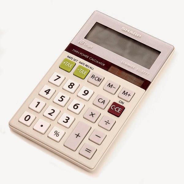 kalkulator tenaga solar atau matahari