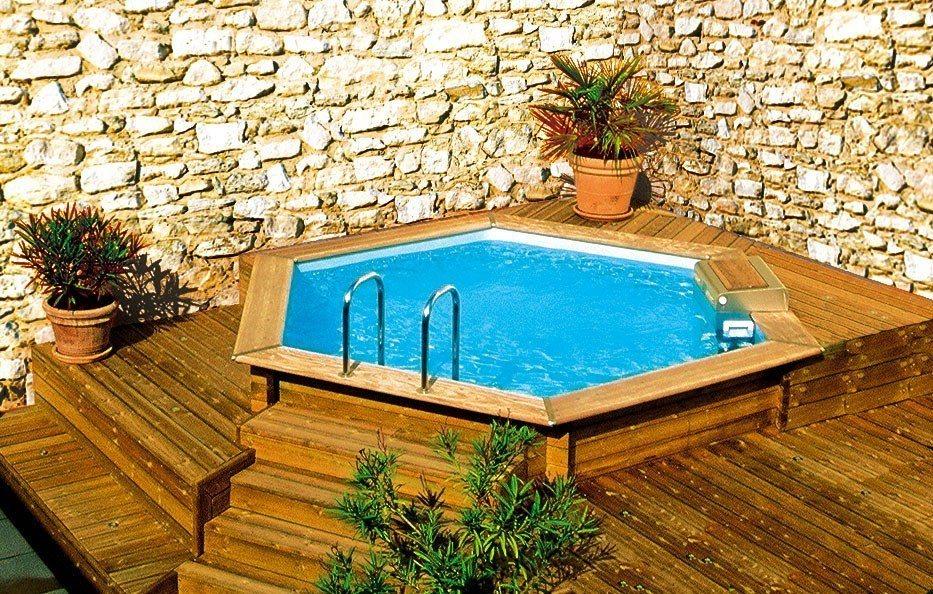 Pequenas piscinas, grandes projetos