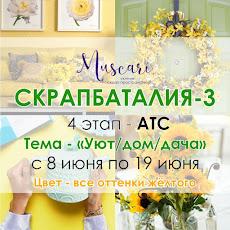IV этап СКРАПБАТАЛИИ-3