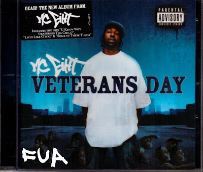 MC Eiht – Veterans Day (CD) (2004) (FLAC + 320 kbps)