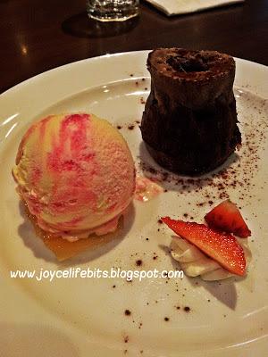 memphis chocolate lava cake