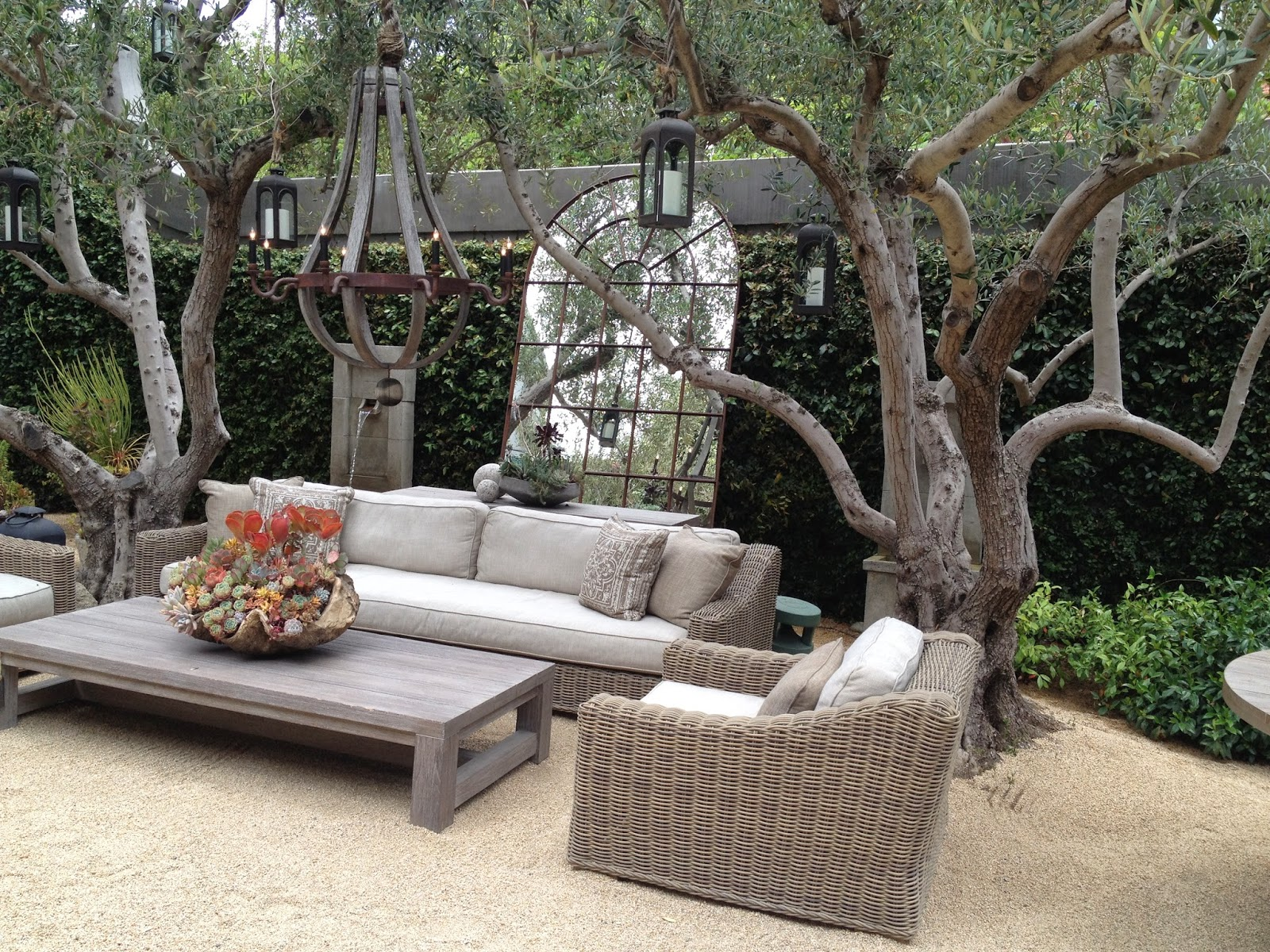 Vignette Design Restoration Hardware At The Design Center